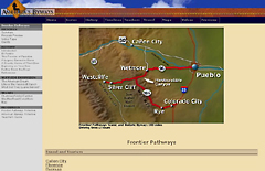America's Byways Website: Frontier Pathways