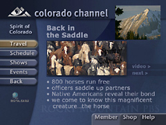 Colorado Channel Interactive TV